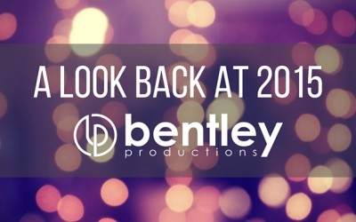 A Look Back at 2015 | Bentley Productions
